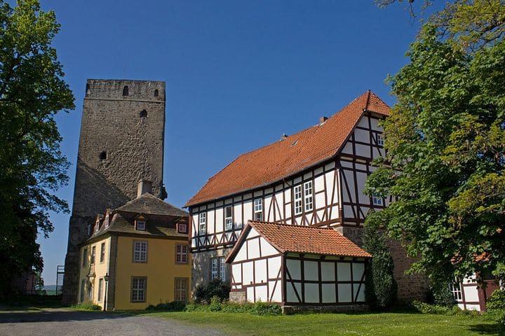 the castle Adelebsen